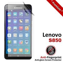 Premium Anti-Fingerprint Matte Lenovo S850 Screen Protector