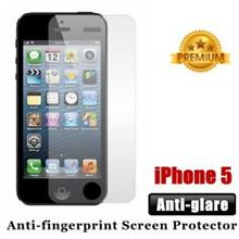 Premium Anti-glare iPhone 5 Screen Protector - Matte