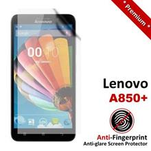 Premium Anti-Fingerprint Matte Lenovo A850+ Screen Protector