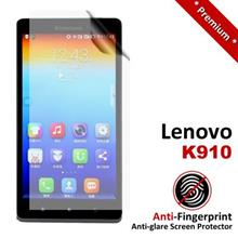 Premium Anti-Fingerprint Matte Lenovo K910 Screen Protector