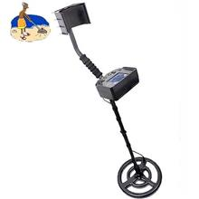 Treasure Hunter Metal Detector with Built-in Battery (MTD-09).