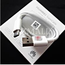 (SuperCharge 5A) 1m Type C USB Data Cable Huawei P20 P10 Mate 10 9 Pro
