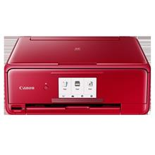 CANON INKJET AIO COLOUR TS8170 PRINTER (P/S/C/D/W/SD) RED