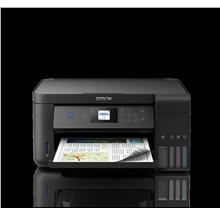 EPSON INKJET ALL IN ONE COLOUR L4160 PRINTER (P/S/C/D/W) PIGMENT BLK