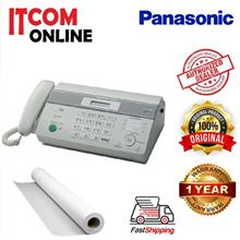 PANASONIC THERMAL FAX MACHINE MONO KX-FT982ML PRINTER(WHT)