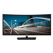 AOC 35' LED CURVED UWFHD MONITOR (C3583FQ) 4MS/VGA/DVI/HDMI/MHL/DP/SPK