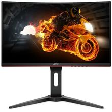 AOC 24' LED GAMING CURVED MONITOR (C24G1) VA-FHD-VGA-HDMI*2-DP-VESA