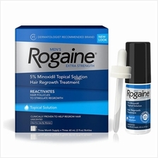 Rogaine 5% Topical Solution Hair Regrowth Treatment for Men 3 Month