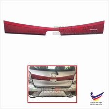 Perodua Axia (With Handle) Rear Bonnet Safety Reflective Red Reflector