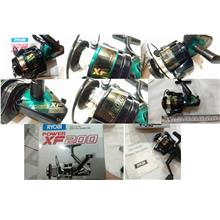 CELLY Ryobi Long Casting Front Drag Spinning Reel (POWER XF200]