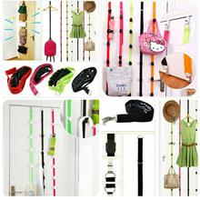 CELLY 1 pc Multi-functional Adjustable Over Door Straps Hanger (D 30-0