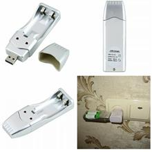 CELLY Mini USB Charger For Ni-MH AA AAA 2A 3A Convenient Rechareable B