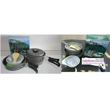 **CELLY**  PRO Camping Cooking Set