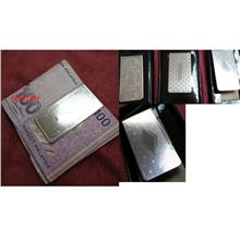 **CELLY**  Steel Money Clip