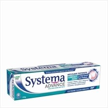 SYSTEMA Extreme Clean Breath Toothpaste 130g)