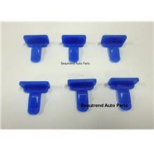 Hilux Kun25 Front Bumper Side Skirt Clips 6pc