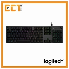 Logitech G512 Carbon LIGHTSYNC RGB Mechanical Gaming Keyboard-GX Blue