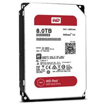 WESTERN DIGITAL WD RED NAS 8TB  HARDDRIVE WD80EFZX