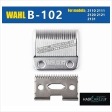 Wahl B-102 High Precision 2 Hole Stainless Steel Chrome Blade
