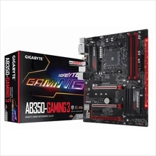 # GIGABYTE AB350-Gaming 3 ATX Motherboard # AMD AM4