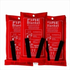 Fire Blanket 1.2mx1.2m 1.2mx1.8m