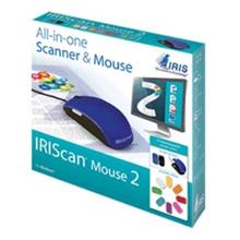 IRISCAN MOUSE 2 PORTABLE 2 IN 1 SCANNER