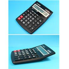 Canon Double Independent Memory Calculator Mark Up Down 14 digits