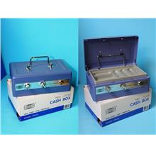 Two Locks Cash Box