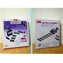 Shiny Self-Inking Printing Kit Instant Rubber Stamp