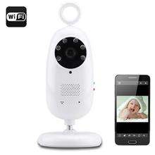 WiFi Camera Baby Monitor (H.264, Night Vision, IR-Cut) (WIP-16).