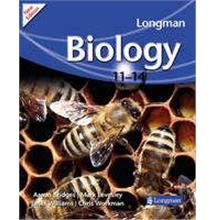 2nd hand: Biology 11-14 Pupil Book (Longman) ISBN: 9781408231104