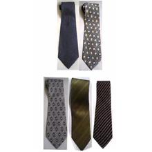 5 Korean Silk Ties Good Quality (new) S. Korea Made - OFFER Buy/barter