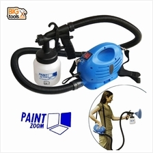 3 Way Paint Zoom Professional Electric Paint Sprayer Paint Gun