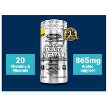 Muscletech Platinum Multivitamin, 90 Tabs (Amino, Multi Vitamins) USA