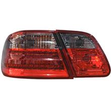 Mercedes Benz W210 '95-02 Tail Lamp Crystal LED Smoke/Red [W210-RL05-U