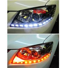 Toyota Camry `06-11 2-Function DRL R8 [NO Head Lamp]