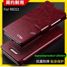 2014 OPPO Neo 5 R831 Flip PU Leather Card Slot Case Cover Casing