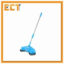 360 Degree Rotary Automation Hand Propelled Sweeper Magic Vacuum Clean