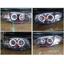 BMW 1 Series E87 '04 LED Ring  Projector Head Lamp