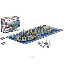4D Cityscape Time Puzzle New York Skyline)