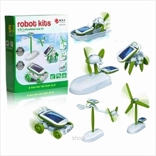 Kids Station 6 in 1 Educational Solar Robot - IQS2011)