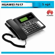 Huawei F617 3G Sim Card Analog Phone High Quality Call SMS FM DATA SER