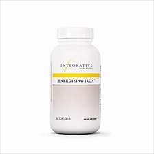 Integrative Therapeutics - Energizing Iron - Maximum Absorption Iron with Vita