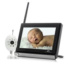 7' Wireless Baby Monitor with Night Vision Camera (WBM-02C).
