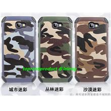 Samsung Galaxy J2 J5 J7 Prime Camouflage Armor Back Case Cover Casing