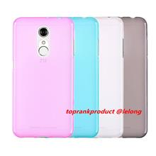 ZTE Blade A910 A510 Soft Matte Silicone Back Case Cover Casing