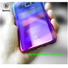Baseus Samsung Galaxy S8 S8+ Plus Hard Back Colorful Case Cover Casing