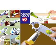 New 8-in-1 Kitchen CanDo Multi Opener Kitchen Tool for Everyday Use!