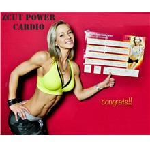 Zuzka Presents : Zuzka's ZCUT Power Cardio Series in DVD.