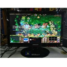 Samsung SyncMaster P2050 20 inch Wide LCD Monitor 170418